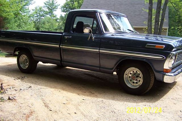 1970 Ford F100