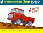 1958 Willys FC-150