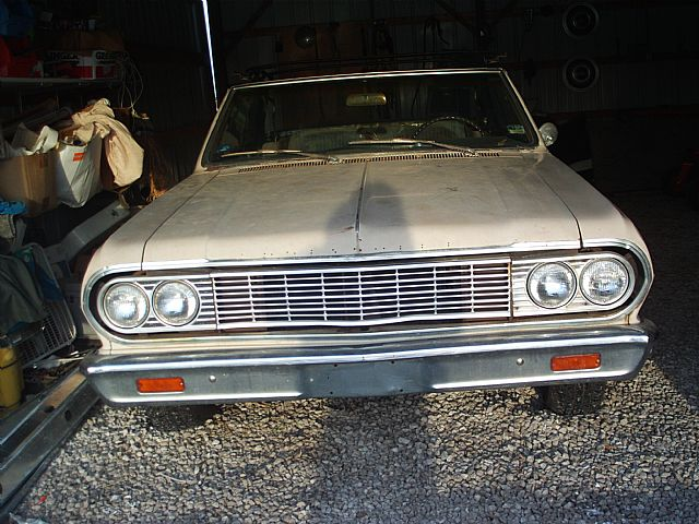 1964 Chevrolet Malibu for sale