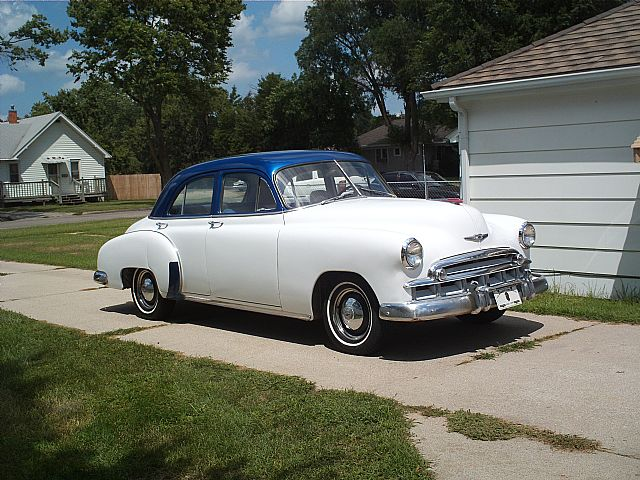 1949 Chevrolet Styleline for sale