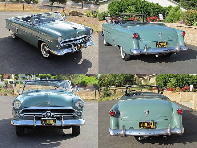 1952 Ford Crestline for sale