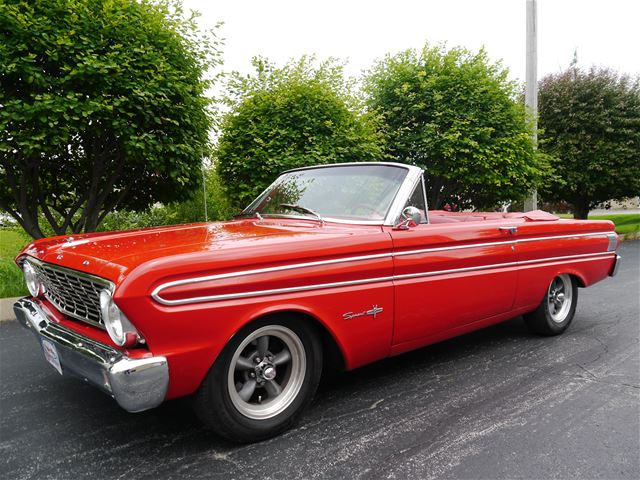1964 Ford Falcon For