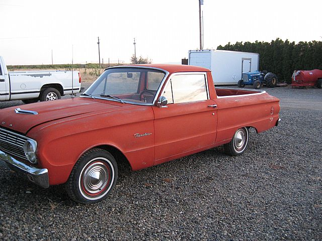 1963 Ford Ranchero for sale