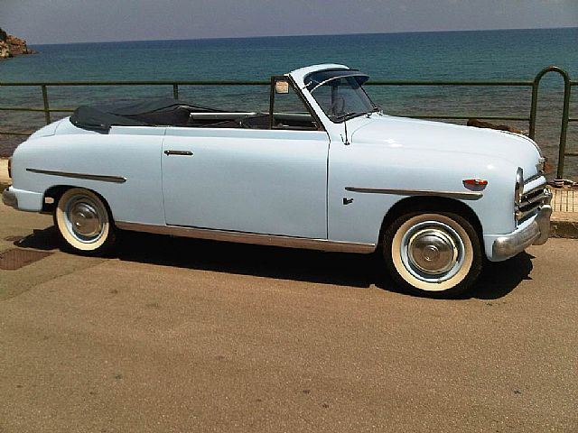 1951 Fiat 1400 for sale