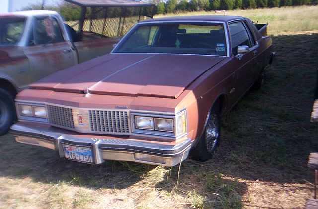1982 Oldsmobile 98 for sale