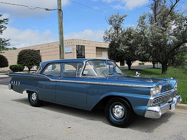 1959 Ford Custom for sale