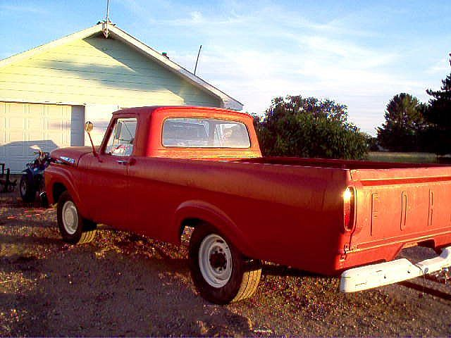 1962 Ford Pickup for sale