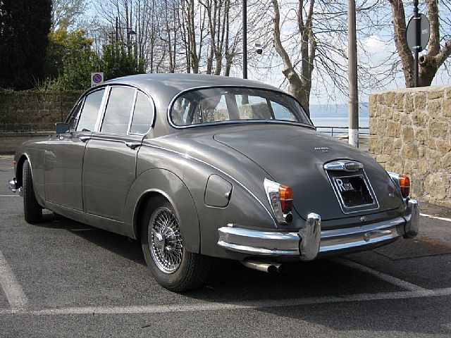 1962 Jaguar MK II for sale