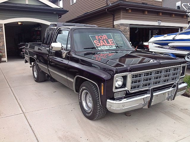 1978 GMC Sierra for sale