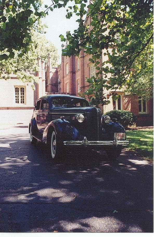1937 Buick 374 for sale