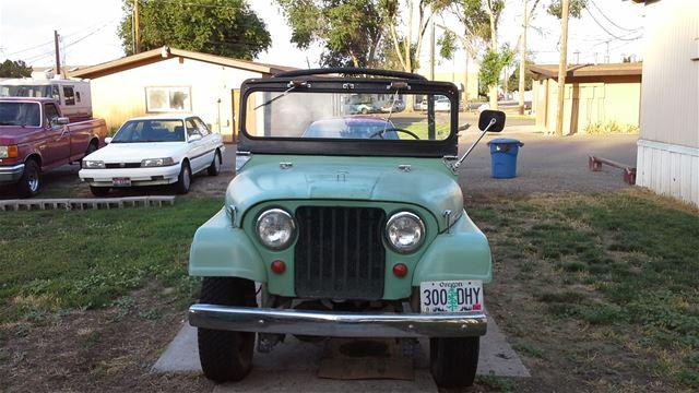 Jeep Wrangler For Sale Ontario >> 1965 Jeep Tuxedo Park Mock 4 For Sale Ontario, Oregon
