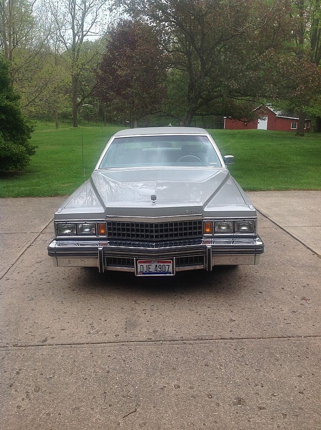 1978 Cadillac DeVille for sale