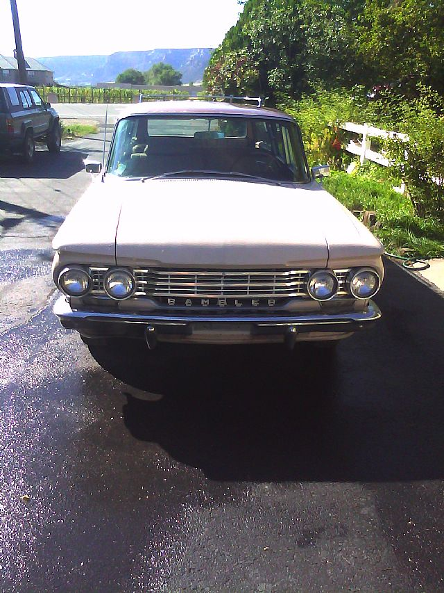1962 Rambler Cross Country for sale