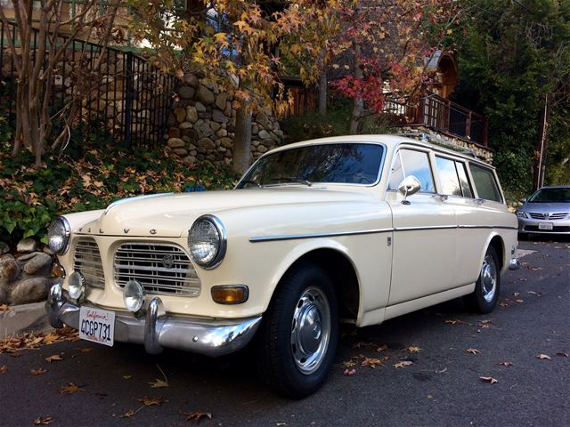 1968 volvo 122s amazon wagon for sale calabasas california. Black Bedroom Furniture Sets. Home Design Ideas