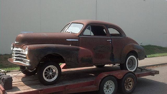 1947 Chevrolet Gasser for sale