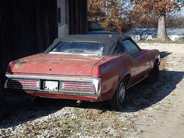 1971 Mercury Cougar for sale