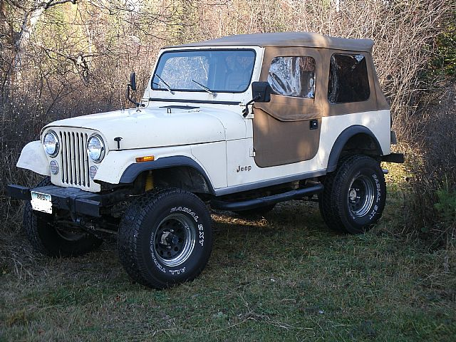 1986 jeep cj7 for sale whitefish montana. Black Bedroom Furniture Sets. Home Design Ideas