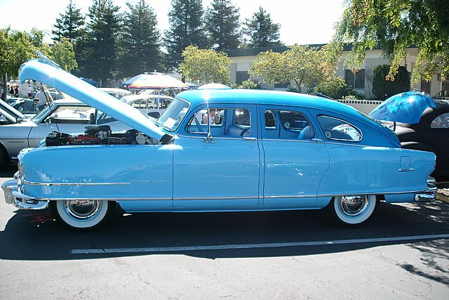 1951 Nash Ambassador for sale