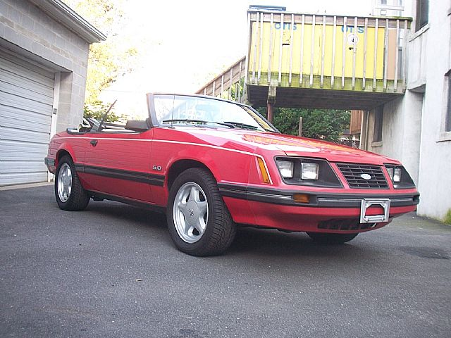 1983 Ford Mustang for sale