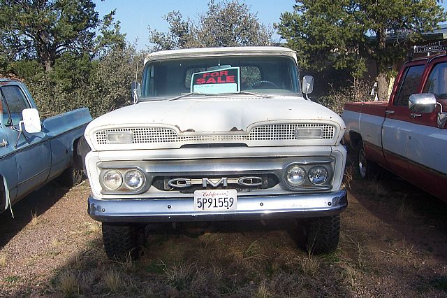 1960 GMC 4x4 for sale