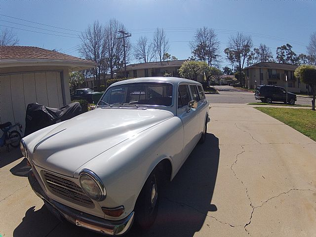 1968 Volvo 122 for sale