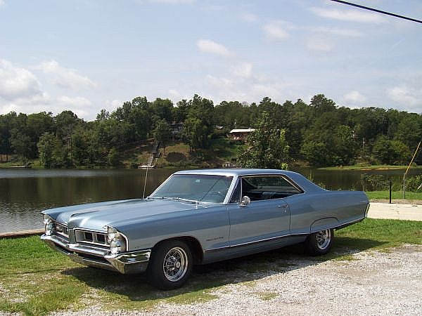 1965 Pontiac Grand Prix for sale