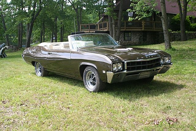 1969 Buick Gran Sport for sale
