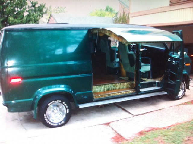 1979 Ford E150 Custom Van For Sale Houston Texas