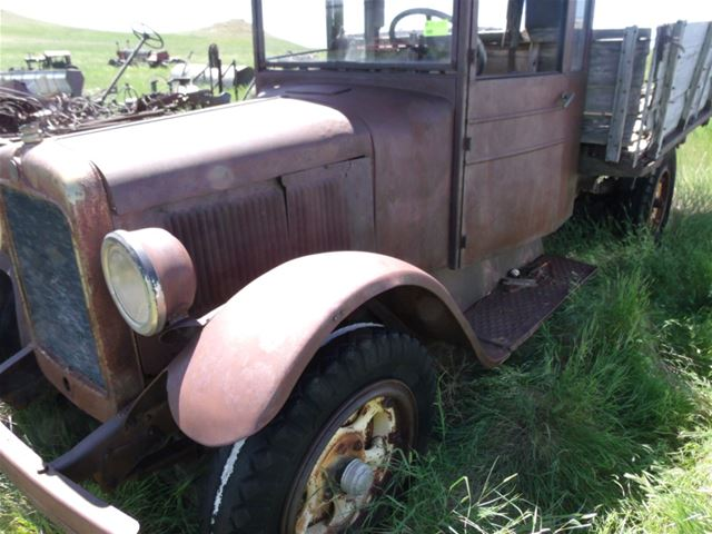 Graham brothers truck for sale