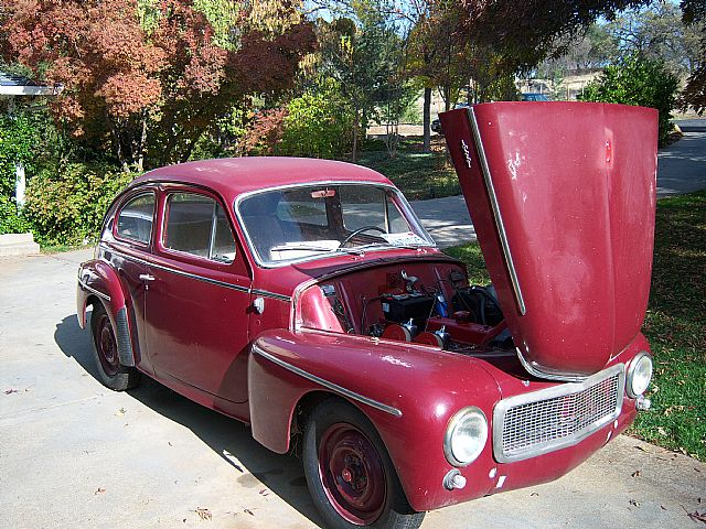 1959 Volvo PV544 for sale