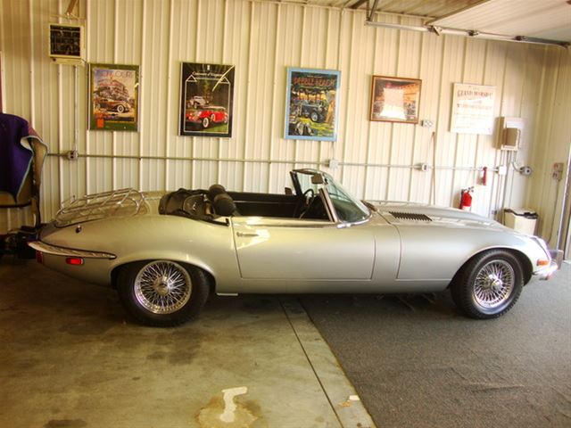 1974 Jaguar E Type