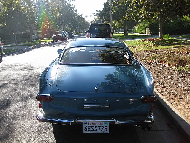 1969 Volvo 1800S for sale