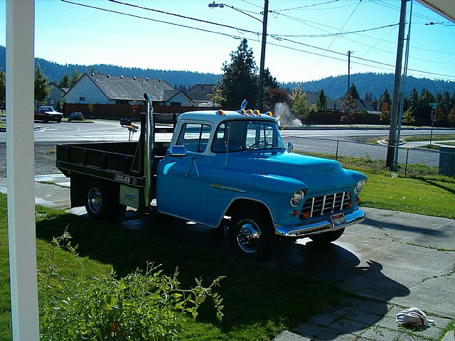 1955 Chevrolet 3800 for sale