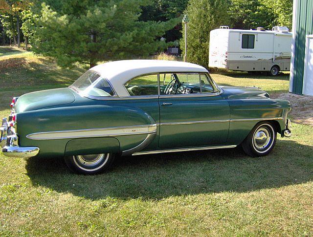 1953 chevrolet bel air for sale green bay wisconsin for 1953 chevy bel air 4 door