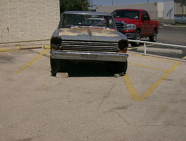 1963 Chevrolet Chevy II for sale