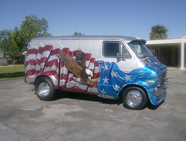 1972 Dodge Van for sale