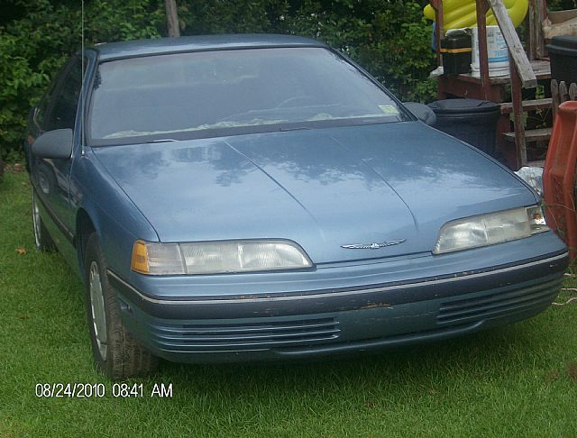 1989 Ford Thunderbird for sale