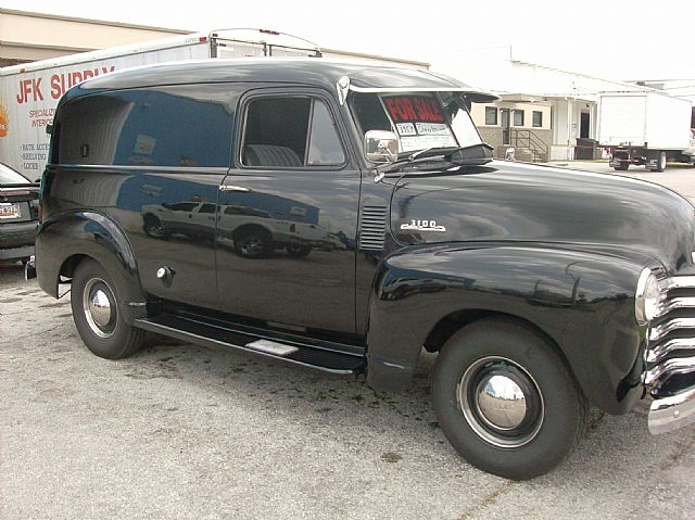 1953 Chevrolet 1/2 Ton for sale