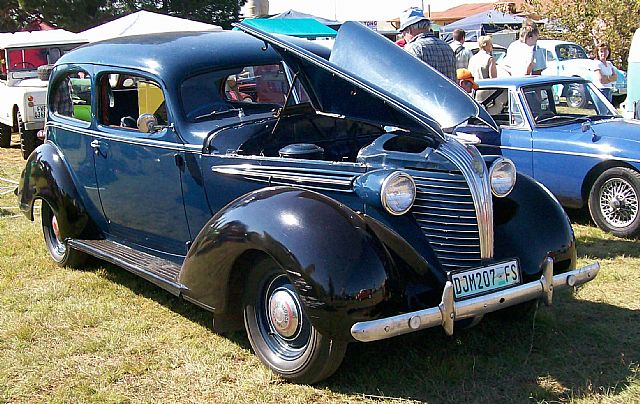 1937 Hudson Terraplane for sale