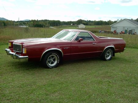 1978 Ford Ranchero for sale