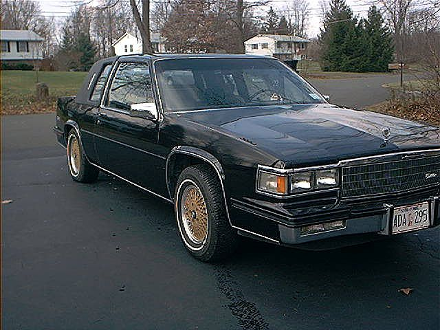 1985 Cadillac DeVille for sale
