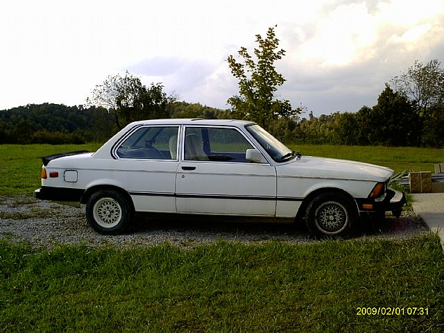 1983 BMW 320i for sale