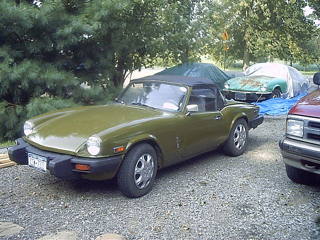 1979 Triumph Spitfire for sale