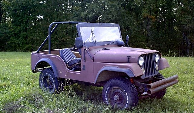 1969 Jeep CJ for sale