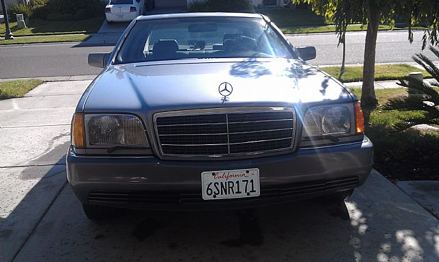 1992 Mercedes 500SEL for sale