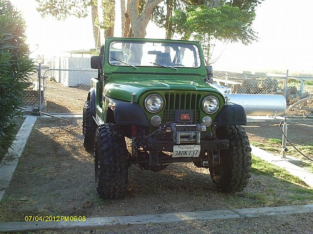 1982 Jeep CJ7 for sale