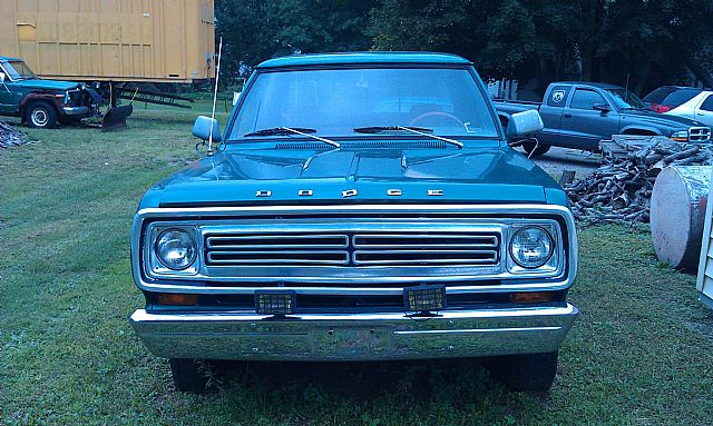 1973 Dodge W100 for sale