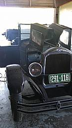 1927 Durant Star Touring