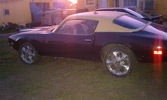 1973 Pontiac Firebird for sale