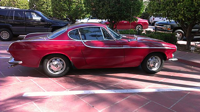 1966 Volvo P1800 for sale